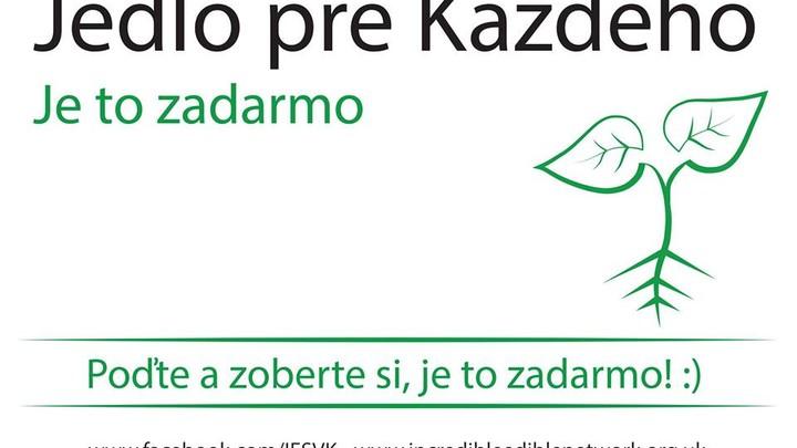 Incredible Edible Bratislava